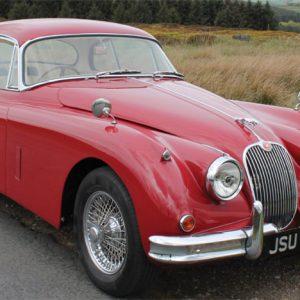 ik classics jaguar xk150 1958